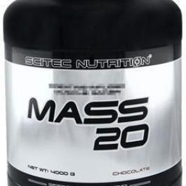 גיינר Scitec Nutrition MASS 20 כשר